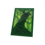 80 Sleeves Ultimate Guard PRINTED LANDS EDITION FOREST Bustine Protettive Foresta
