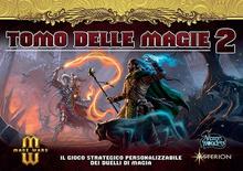MAGE WARS : TOMO DELLE MAGIE 2 Espansione Gioco da Tavolo Italiano