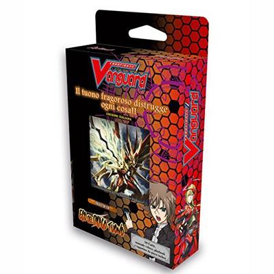 Trial Deck Cardfight!! Vanguard ECO DEL DRAGO DEL TUONO 06 Mazzo Italiano