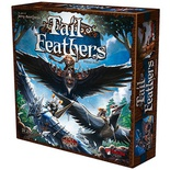 TAIL FEATHERS - BATTAGLIE NEL MONDO DI MICE AND MYSTICS Gioco da Tavolo