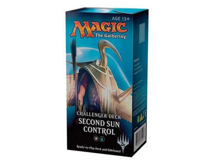 Challenger Deck Magic SECOND SUN CONTROL Mazzo