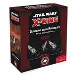 STAR WARS X-WING 2ed : GUARDIANI DELLA REPUBBLICA  Miniatura Espansione Gioco da Tavolo