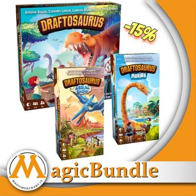 Draftosaurus - Bundle Base + Espansioni