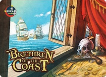 BRETHREN OF THE COAST Gioco da Tavolo Italiano