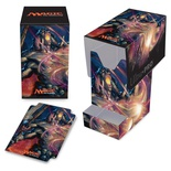 Deck Box Ultra PRO 100+ Magic COMMANDER 2016 TRAY YIDRIS MAELSTROM WIELDER Porta Mazzo