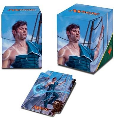 Deck Box Ultra PRO 100+ Magic IXALAN V1 Porta Mazzo