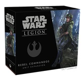 STAR WARS LEGION : COMMANDO RIBELLI Gioco di Miniature