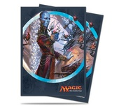 80 Sleeves Ultra Pro Magic KALADESH Dovin Baan V3 Bustine Protettive