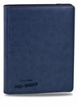 Album Ultra Pro PRO BINDER PREMIUM BLUE Blu Raccoglitore 9 Tasche 20 Pagine
