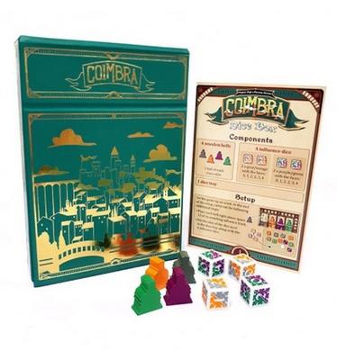 COIMBRA DICE BOX Espansione Gioco da Tavolo