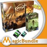Kemet: Bundle Base+ Espansione+ Protection Pack
