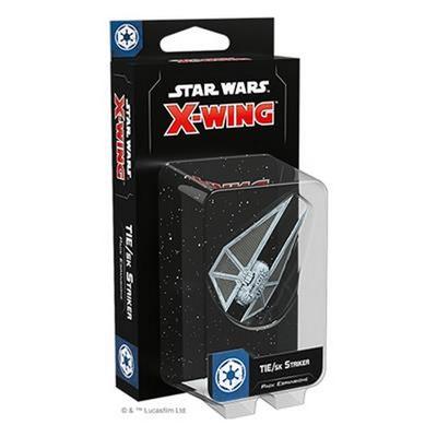STAR WARS X-WING 2ed : TIE/SK STRIKER Miniatura Espansione Gioco da Tavolo