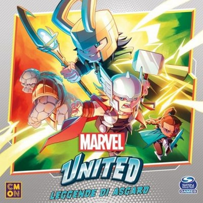 Marvel United: Leggende di Asgard