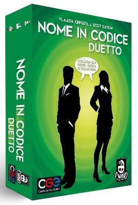 NOME IN CODICE : DUETTO Gioco da Tavolo