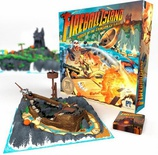 FIREBALL ISLAND THE CURSE OF VUL-KAR - Wreck of the Crimson Cutlass Gioco da Tavolo