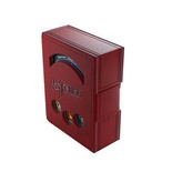 Deck Box KEYFORGE RED DECK BOOK Porta Mazzo