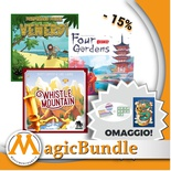 Whistle Mountain + Four Gardens + Venerdì - Bundle Ustart