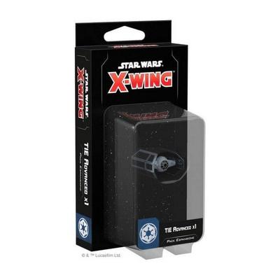STAR WARS X-WING 2ed : TIE ADVANCED X1 Miniatura Espansione Gioco da Tavolo