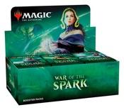 Box Magic WAR OF THE SPARK - LA GUERRA DELLA SCINTILLA 36 Buste Booster Inglese