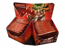 Box Magic UNSTABLE 36 Buste Booster Inglese
