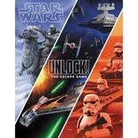 Unlock! - Star Wars (Leggermente Danneggiato)