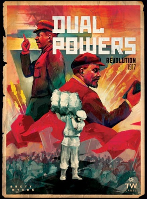 DUAL POWERS : REVOLUTION 1917 Gioco da Tavolo