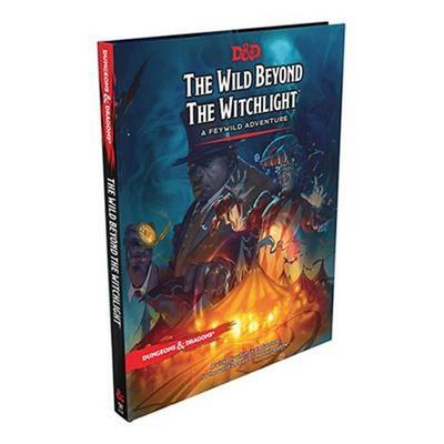 D&D Wild Beyond the Witchlight
