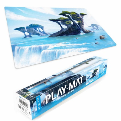Playmat Ultimate Guard Magic LANDS EDITION ISLAND Tappetino Isola