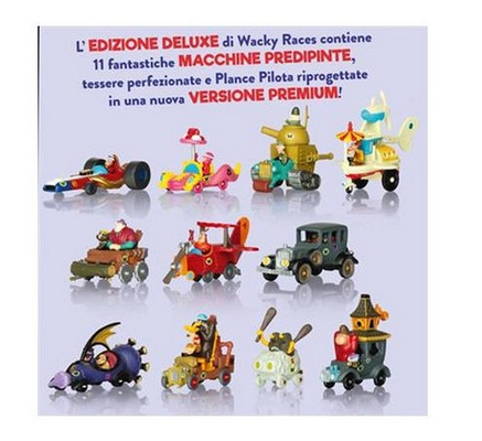 Wacky Races - Deluxe Edition