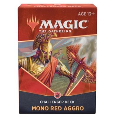 Challenger Deck 2021 Magic MONO RED AGGRO Mazzo