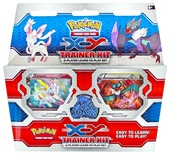 Pokemon XY TRAINER KIT Mazzo Italiano 60 Carte Box Deck