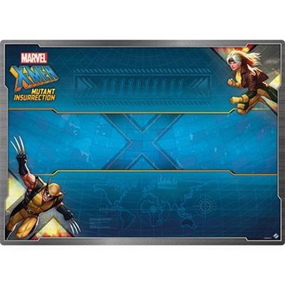X-Men - Mutant Insurrection: Game Mat