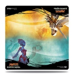 Playmat Ultra Pro Magic Duel Deck ELSPETH VS KIORA 60x60 Tappetino Carte Mtg