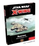 STAR WARS X-WING 2ed : KIT CONVERSIONE RESISTENZA Miniatura Espansione Gioco da Tavolo