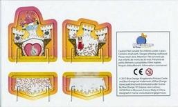 KINGDOMINO : PROMO CARD PRINCESS CASTLE Accessorio Gioco da Tavolo