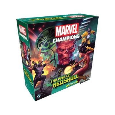 Marvel Champions LCG: L'Ascesa del Teschio Rosso