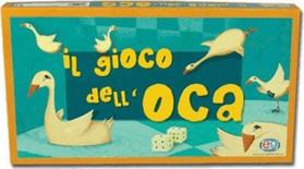 IL GIOCO DELL'OCA Gioco da Tavolo