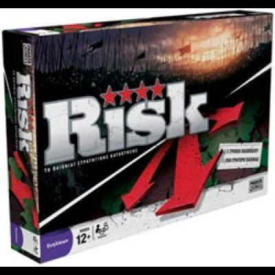 RISK : REVISED EDITION Gioco da Tavolo in Inglese