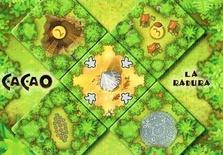 CACAO : PROMO LA RADURA Accessorio Gioco da Tavolo