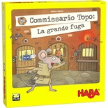 Commissario Topo: La Grande Fuga
