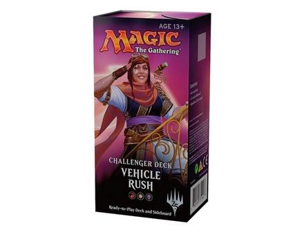 Challenger Deck Magic VEHICLE RUSH Mazzo