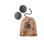 Tao Long: Sacchetto in Cotone & Moneta del Flusso in Metallo