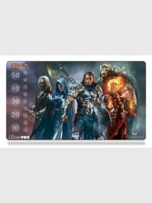 Playmat Ultra Pro Magic PLANESWALKERS CORE SET 2012 Tappetino 60x40 cm Carte