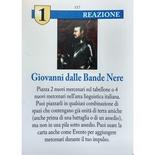 HERE I STAND : RIFORMA E CONTRORIFORMA 1517 - 1555 : GIOVANNI DALLE BANDE NERE Promo Gioco da Tavolo