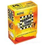 50 Sleeves Board Game Sleeves Mini 41x63 Bustine Protettive x Giochi da Tavolo