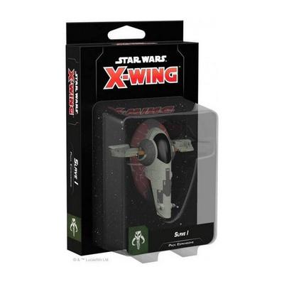 STAR WARS X-WING 2ed : SLAVE I Miniatura Espansione Gioco da Tavolo