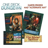 One Deck Dungeon - Promo Pack 4AD