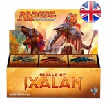 Box Magic RIVALS OF IXALAN - RIVALI DI IXALAN 36 Buste Booster Inglese