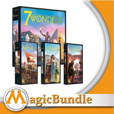 7 Wonders: Bundle Nuova Edizione