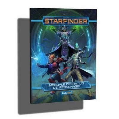 Starfinder: Manuale Operativo dei Personaggi